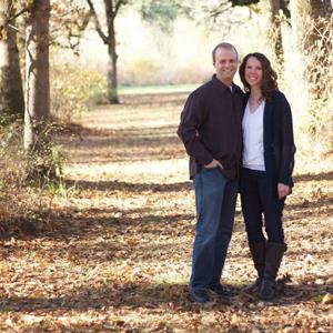 Joel and DeAnn Vermillion