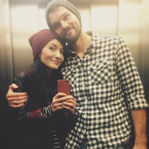 Daniel and Georgiana Eakins